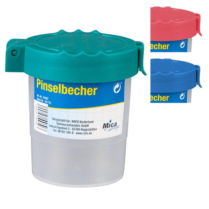 Pinselbecher - 1 Stück