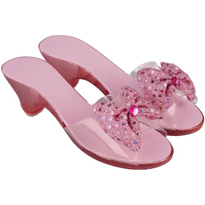 Prinzessinnenschuhe - für Kinder - rosa