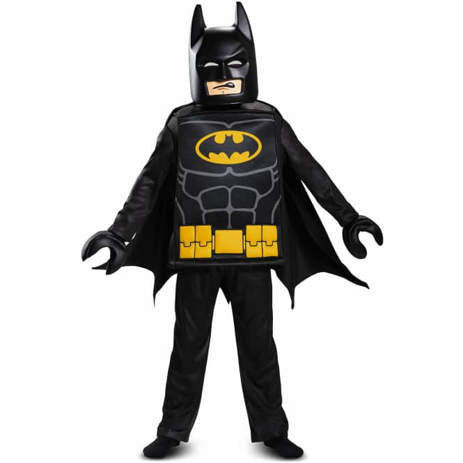 LEGO® Batman Kostüm - 4-teilig - verschiedene Größen