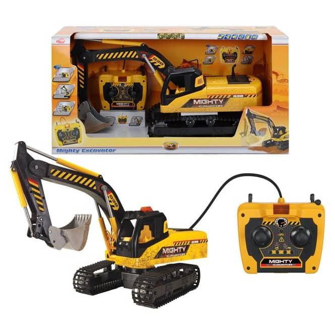 DICKIE Bagger Mighty Excavator 70cm