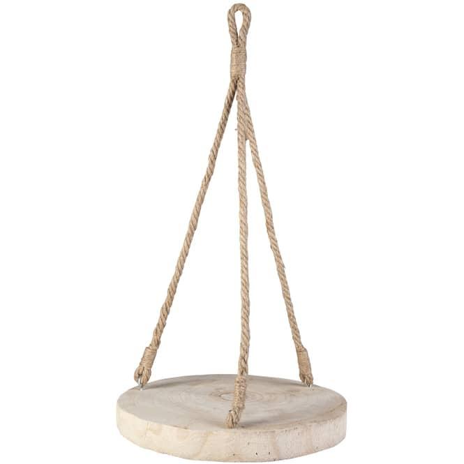 Hängetablett - aus Holz - 32,5 x 55 cm