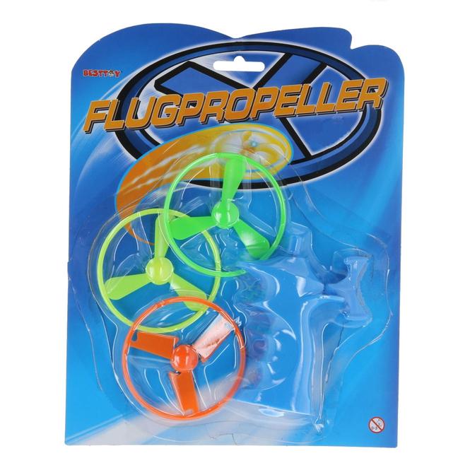 Besttoy - Flugpropeller - Starter inkl. 3 Rotorblättern