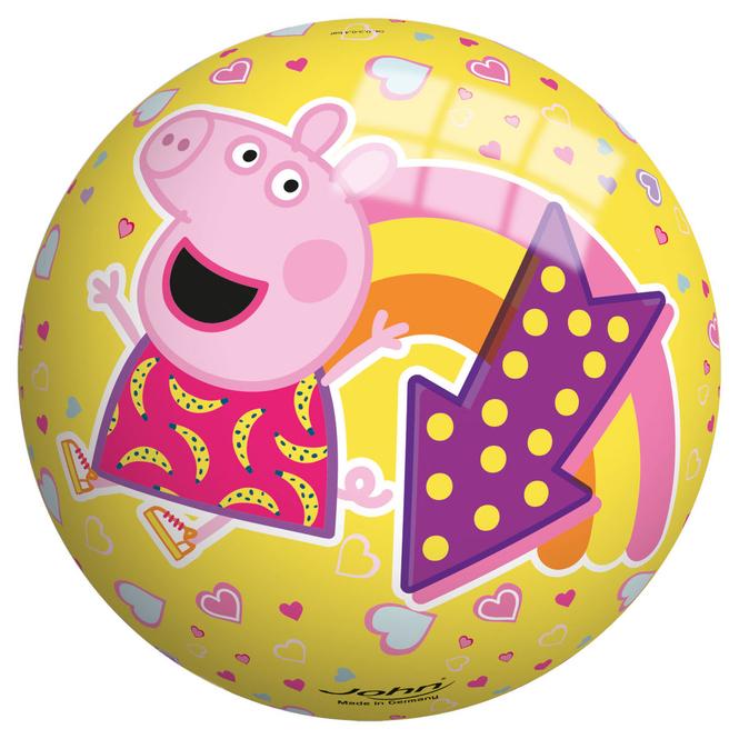 Peppa Wutz - Spielball - 9 Zoll