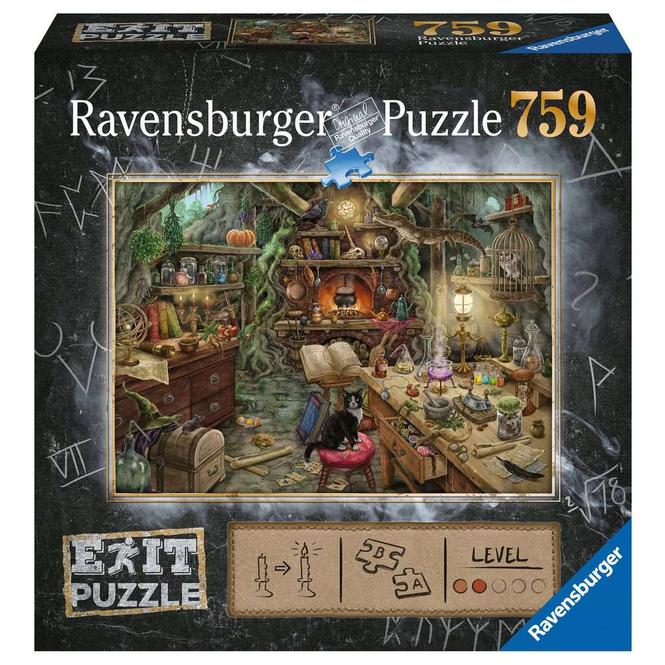 Puzzle - EXIT - Hexenküche - 759 Teile