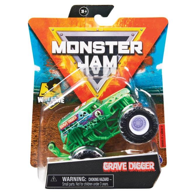 Monster Jam Truck - 1:64 - verschiedene Modelle - 1 Stück
