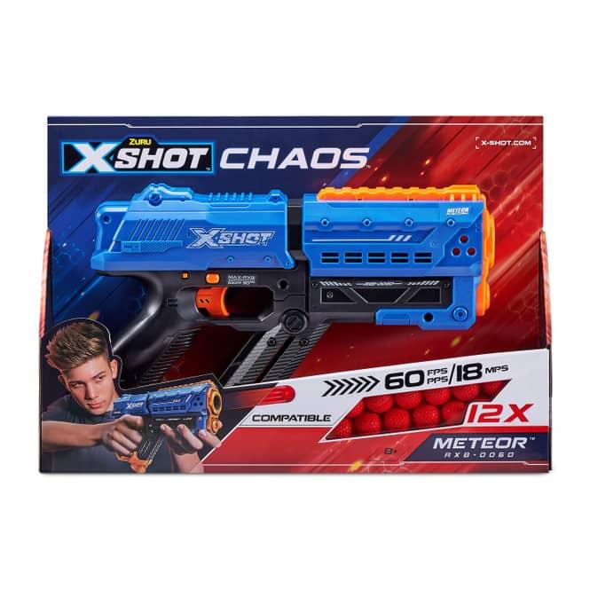 X-Shot Chaos - Meteor - inkl. Dart Balls