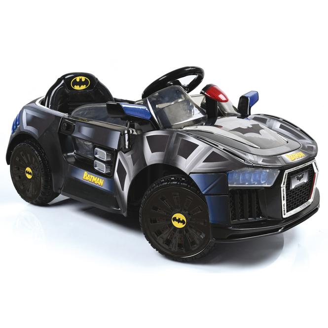 Batman - Kinder-Elektrofahrzeug - schwarz