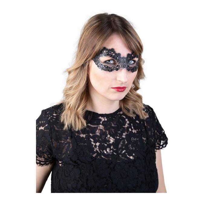 Augenmaske - Blumen - für Erwachsene
