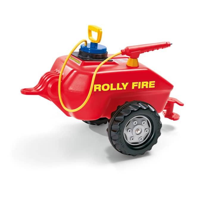 Anhänger für Trettraktor - rollyVakumax Fire