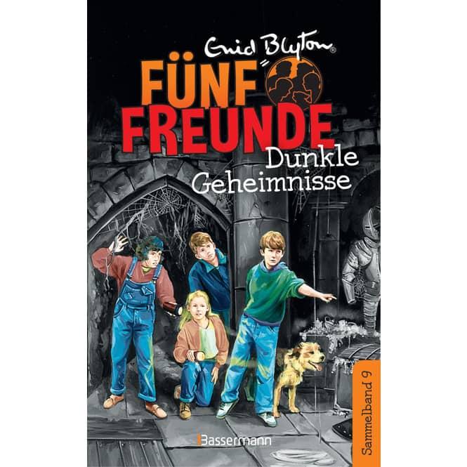 Fünf Freunde - Dunkle Geheimnisse - Sammelband 9