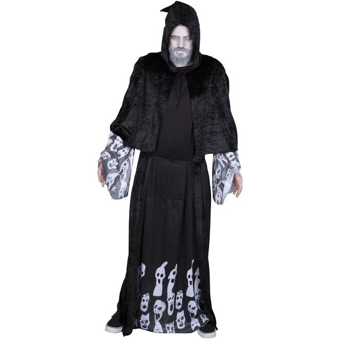 Kostüm - Geistermann - für Erwachsene - 3-teilig - verschiedene Größen