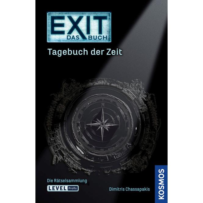 EXIT - Das Buch - Tagebuch der Zeit - Taschenbuch