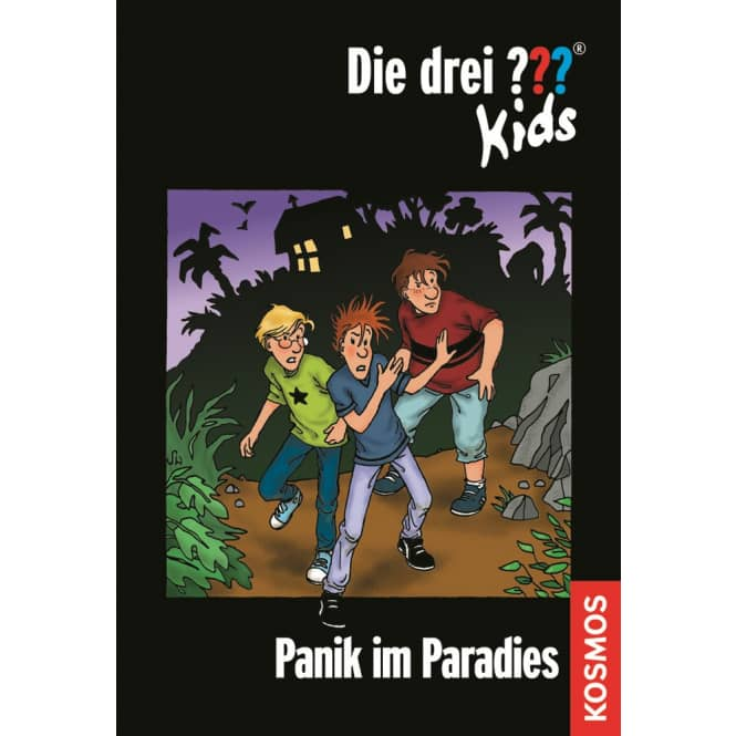 Die drei ??? Kids - Band 1 - Panik im Paradies