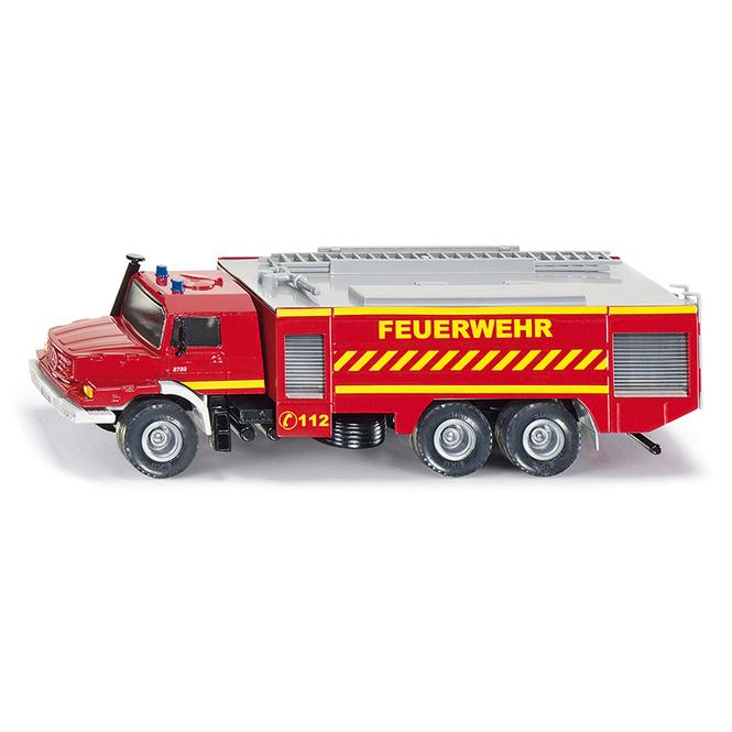 Siku Super 2109 -  Feuerwehrauto Mercedes Zetros  - 1:50