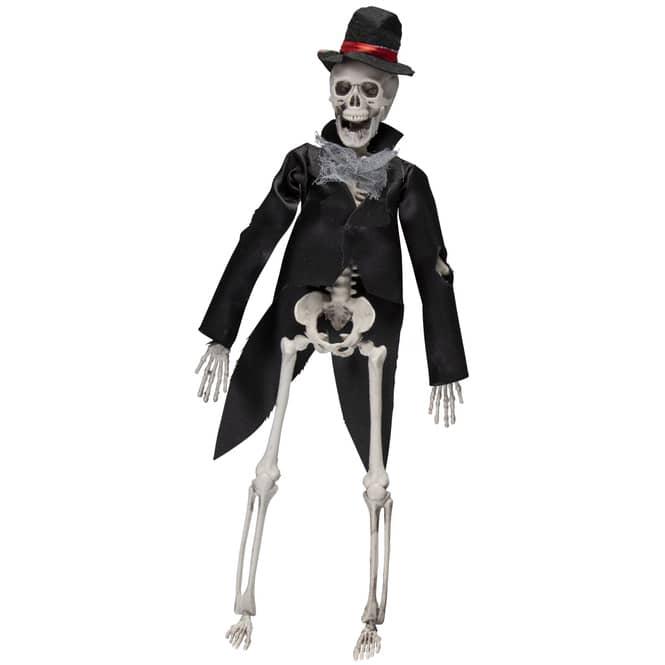 Dekohänger - Skelett - Bräutigam - 43 cm
