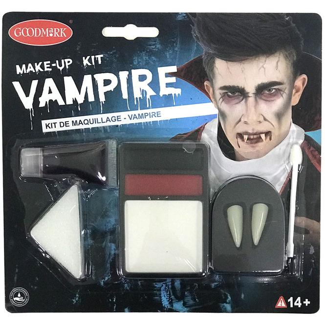 Schminkset - Vampir - Make-up mit Zubehör