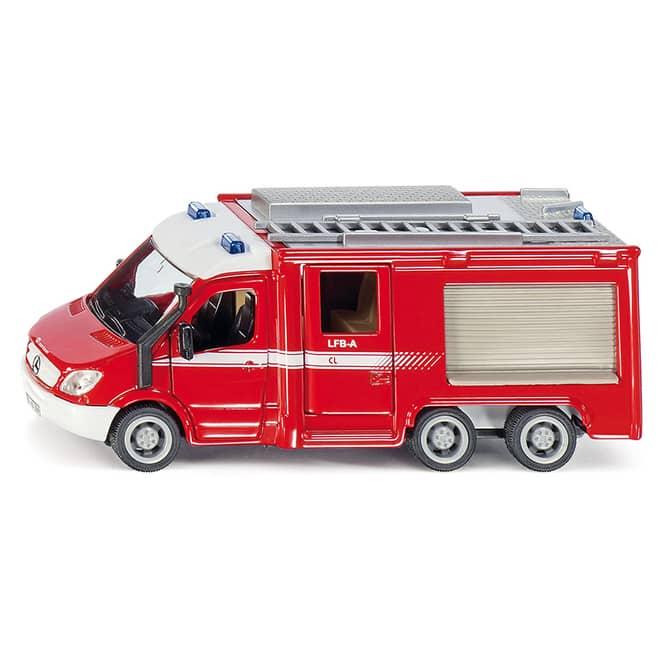 Siku Super 2113 - Mercedes-Benz Sprinter 6x6 Feuerwehr - 1:50