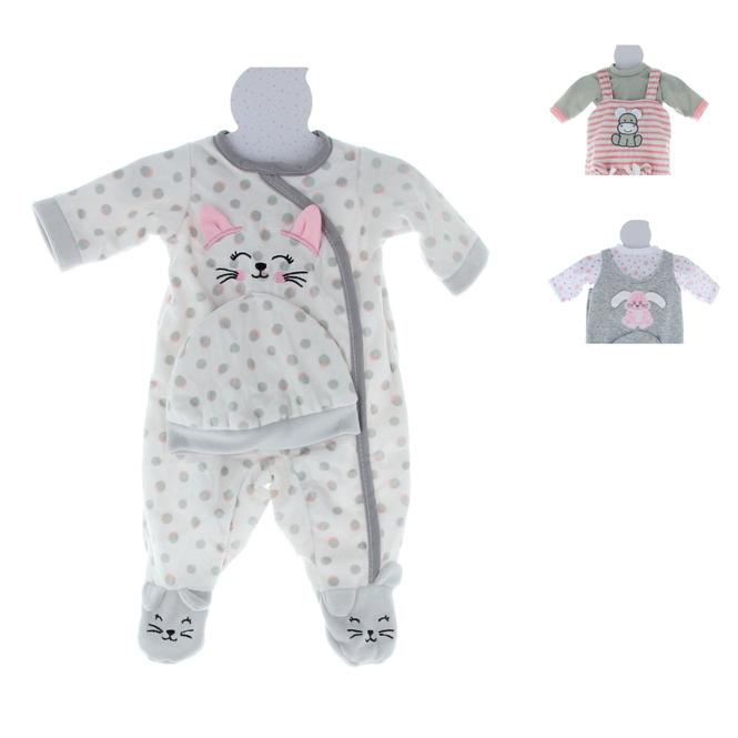 Besttoy - Puppenkleidung- für 43cm Puppe - 1 Stück