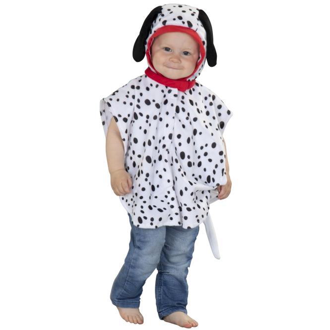 Kostüm - Dalmatiner - für Kinder