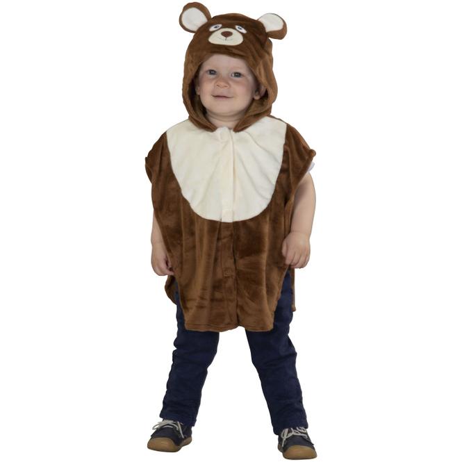 Kostüm - Plüschbär - für Kinder