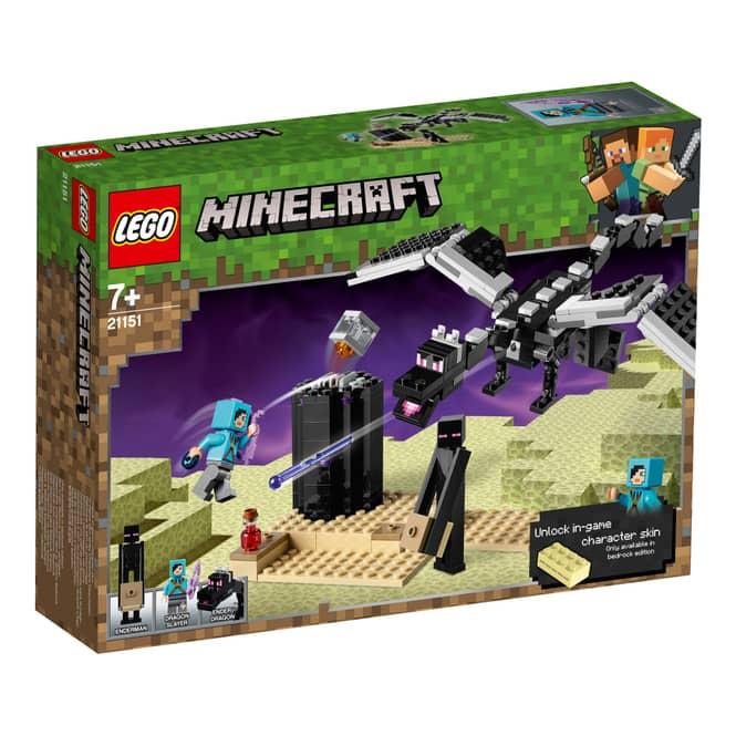 LEGO® Minecraft™ 21151 - Das letzte Gefecht