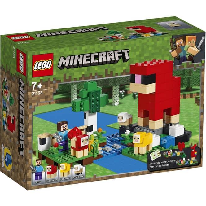 LEGO® Minecraft(TM) 21153 - Die Schaffarm