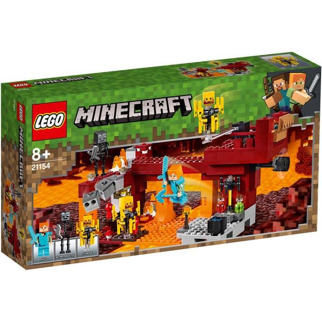 LEGO® Minecraft™ 21154 - Die Brücke