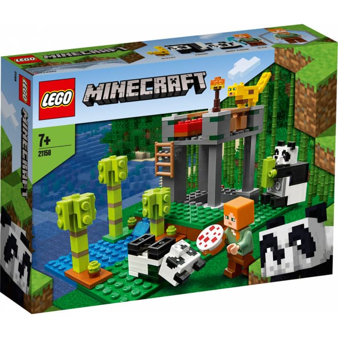 LEGO® Minecraft ™ 21158 - Der Panda-Kindergarten