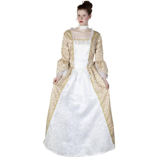 Kostüm - Barockprinzessin - für Erwachsene - 2-teilig - verschiedene Größen