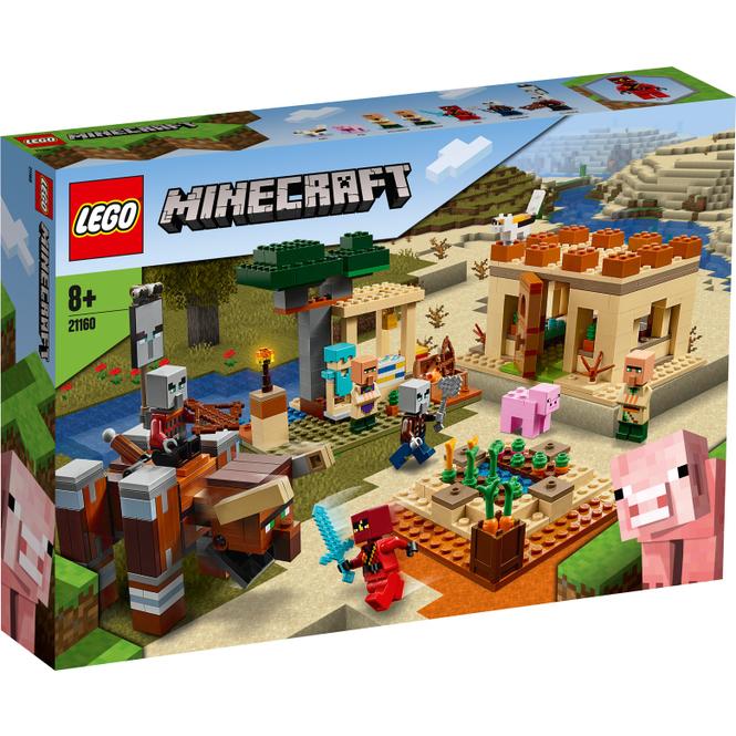 LEGO® Minecraft ™ 21160 - Der Illager-Überfall