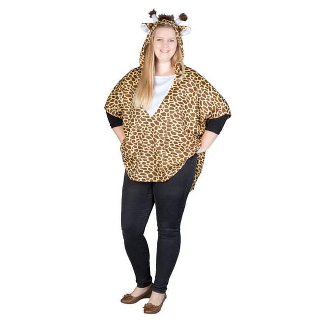 Kostüm - Giraffe - für Erwachsene