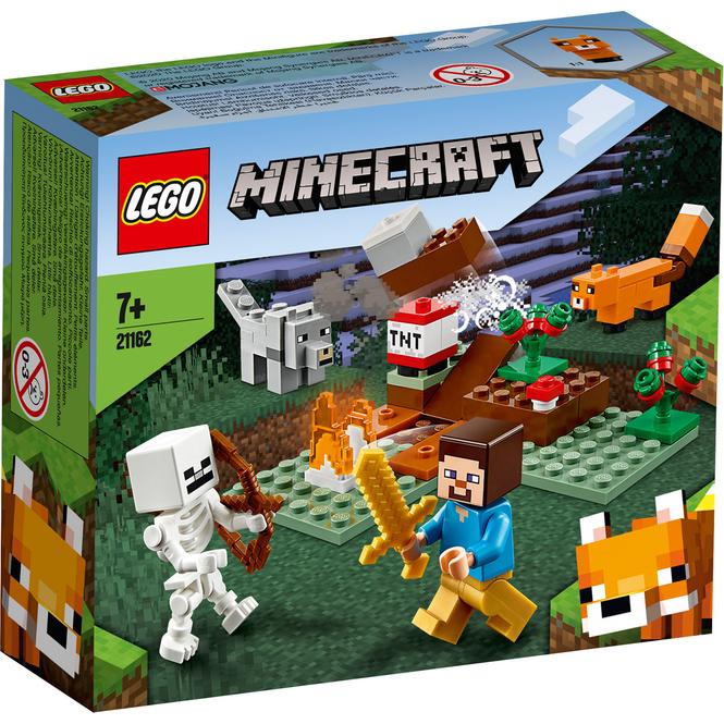 LEGO® Minecraft ™ 21162 - Das Taiga-Abenteuer