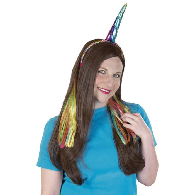 Haarreif - Einhorn - für Erwachsene