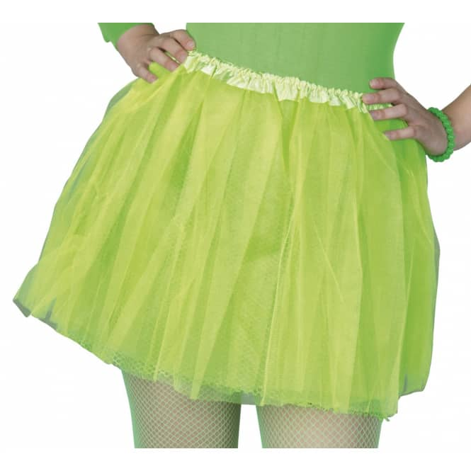 Petticoat - für Erwachsene - grün