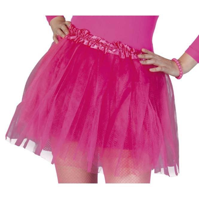 Petticoat - für Erwachsene - pink