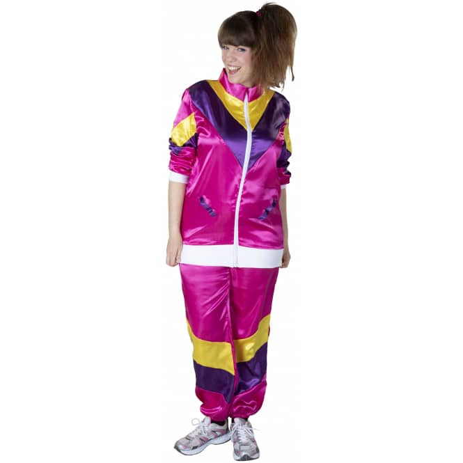 Kostüm - Jogginganzug - 2-teilig - für  Damen