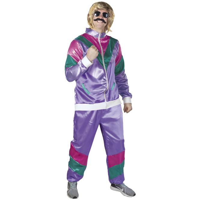 Kostüm - Jogginganzug - 2-teilig - für Herren