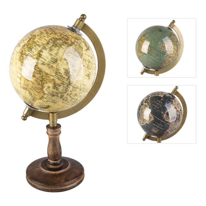 Globus - ca. 15,5 x 13 x 28 cm - 1 Stück
