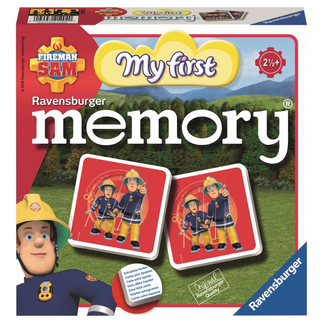 My first memory - Feuerwehrmann Sam - Ravensburger