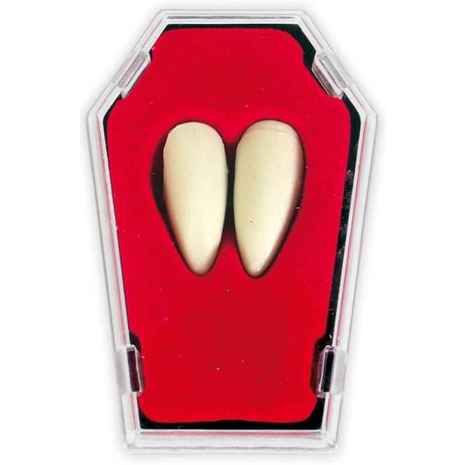 Vampirgezähne - für Erwachsene - 2 Stück