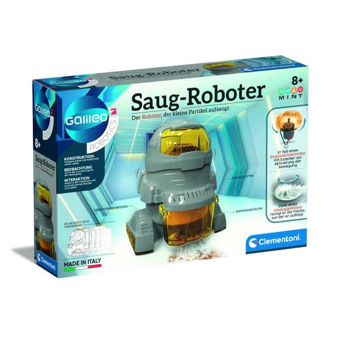 Galileo - Saug-Roboter - Clementoni