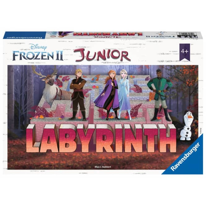 Die Eiskönigin 2 - Junior Labyrinth