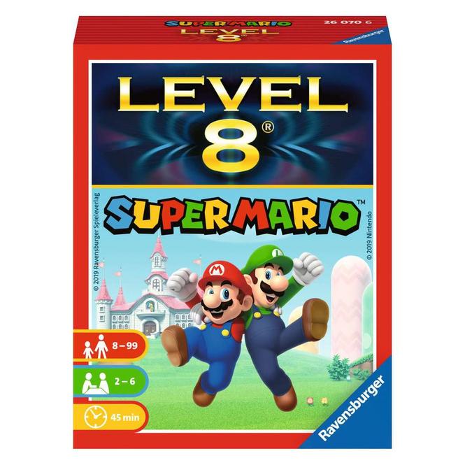 Level 8 - Super Mario
