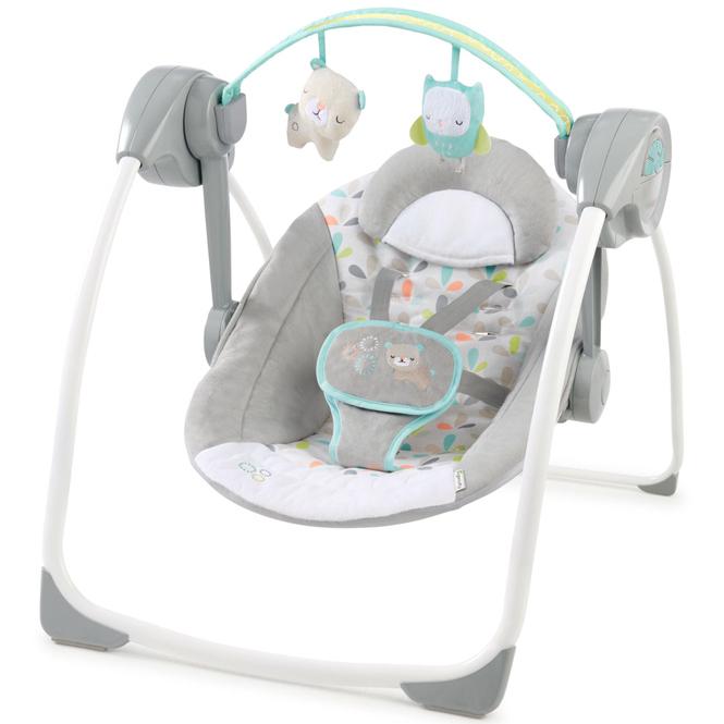 Babyschaukel - Ingenuity Comfort 2 Go - Fanciful Forest
