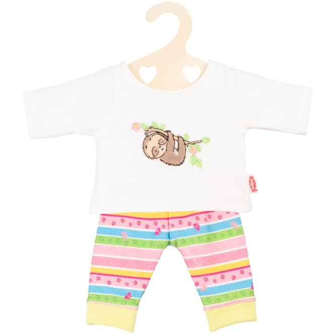 Pyjama - Faultier Flauschi - 28-35 cm