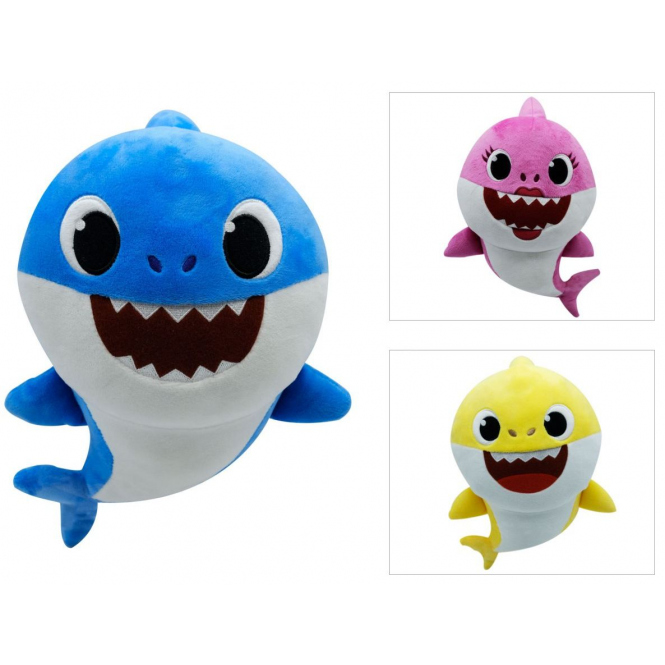 Baby Shark - aus Plüsch - 1 Stück