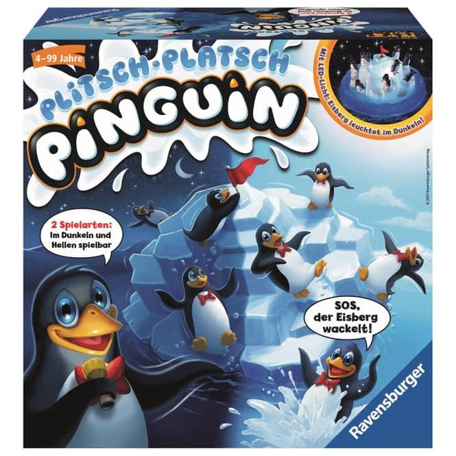 Plitsch-Platsch Pinguin - Ravensburger