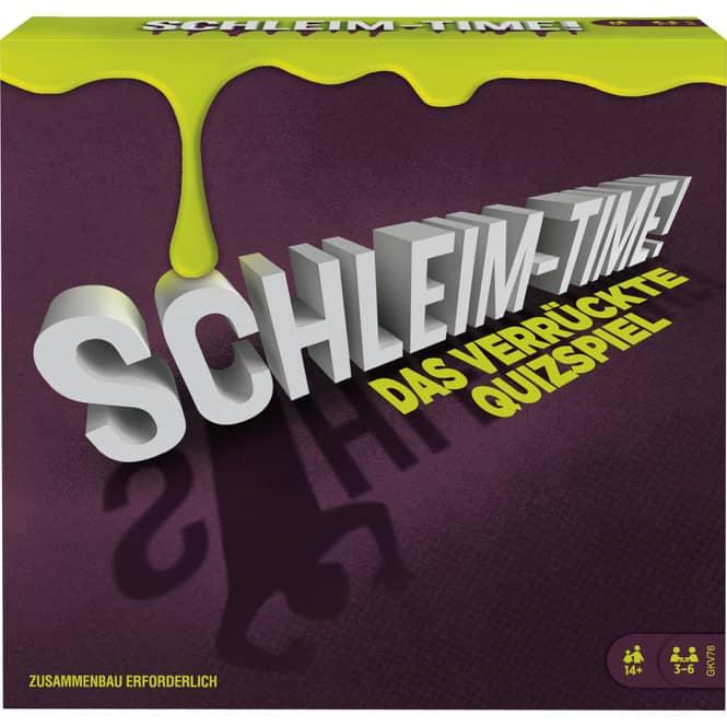 Schleim-Time! - Das verrückte Quizspiel