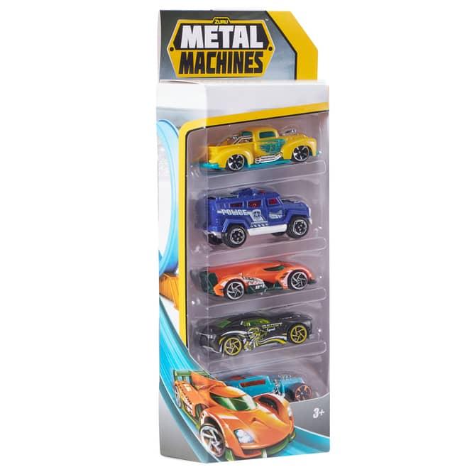 Zuru - 5 Metal Machines Cars - 1 Stück