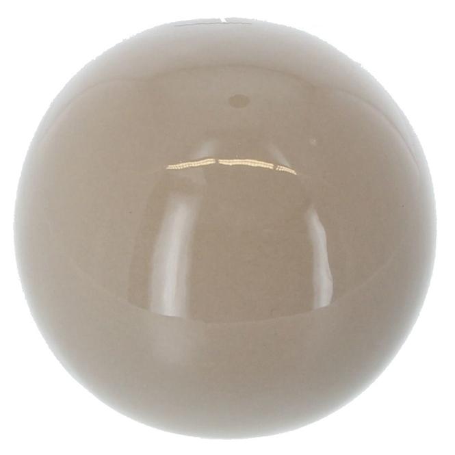 Dekokugel - aus Dolomit - Ø = ca. 7,5 cm